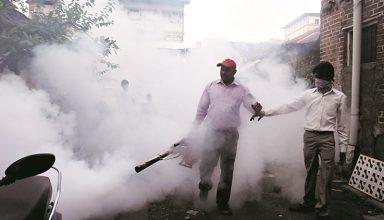 बिहारशरीफ में मच्छरों का होगा खात्मा