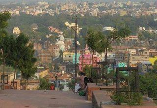 Biharsharif town views